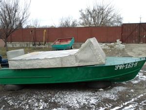 якорь на лодку мкм