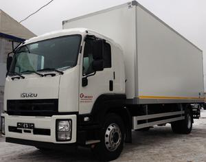 ISUZU FORWARD FVR 34UL-M/Q